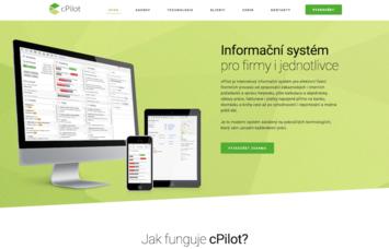cPilot – informační systém pro firmy i jednotlivce