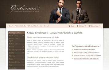 gentlemans.cz
