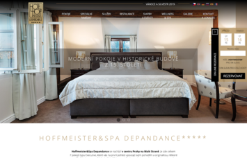 Hoffmeister&Spa Depandance