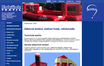 kubicektextil.cz