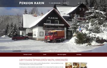 www.pensionkarin.cz