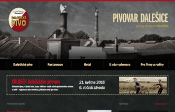 pivovar-dalesice.cz