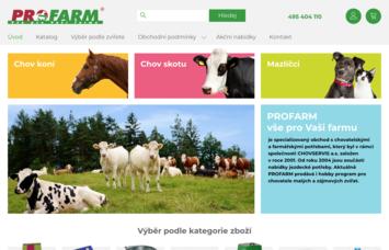 PROFARM – vše pro Vaši farmu