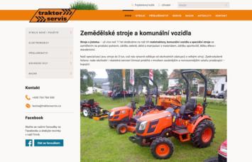 Zemědělské stroje a komunální vozidla