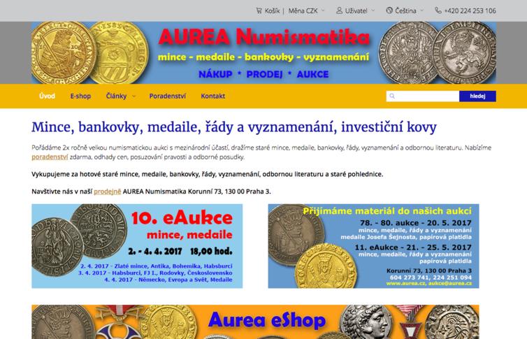 Mince, medaile, faleristika